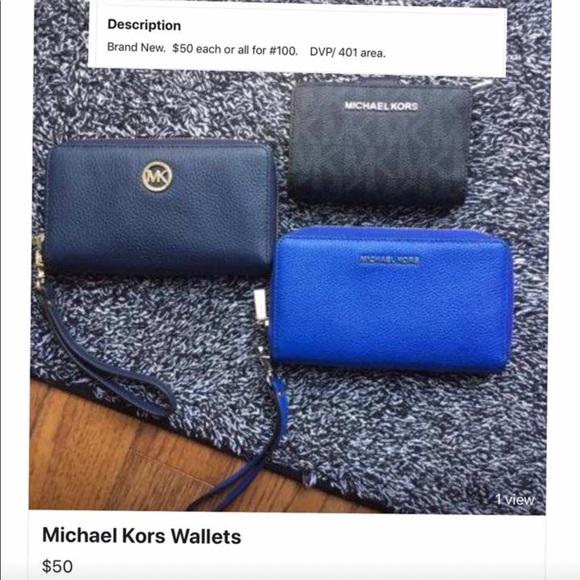Michael Kors Accessories - Michael Kors wallets